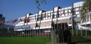 Council of Europe, Strasbourg