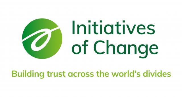 Refreshed look for Initiatives of Change