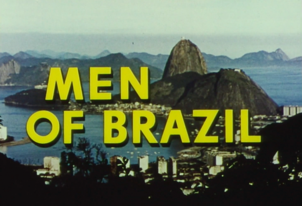 Film 'Men of Brazil'