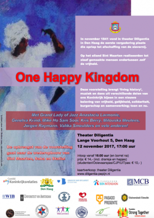 Voorstelling One Happy Kingdom