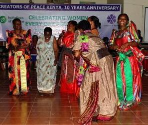 10 year anniversary Creators of Peace Kenya - 2018