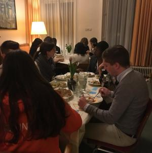 One Young World Community Dinner 2018 - Centre IofC