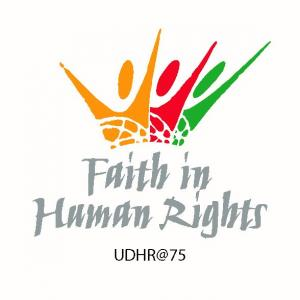 Logo Faith in Human Rights