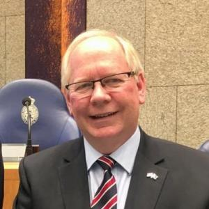 Matthew Neuhaus, Australian Ambassador in the Netherlands