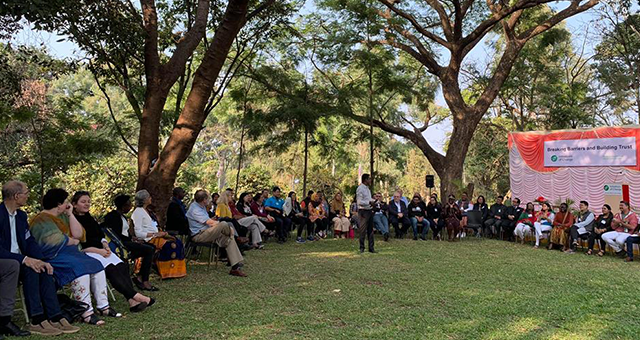 Asia Plateau Conference in January 2019 | Photo: Killy Sanchez